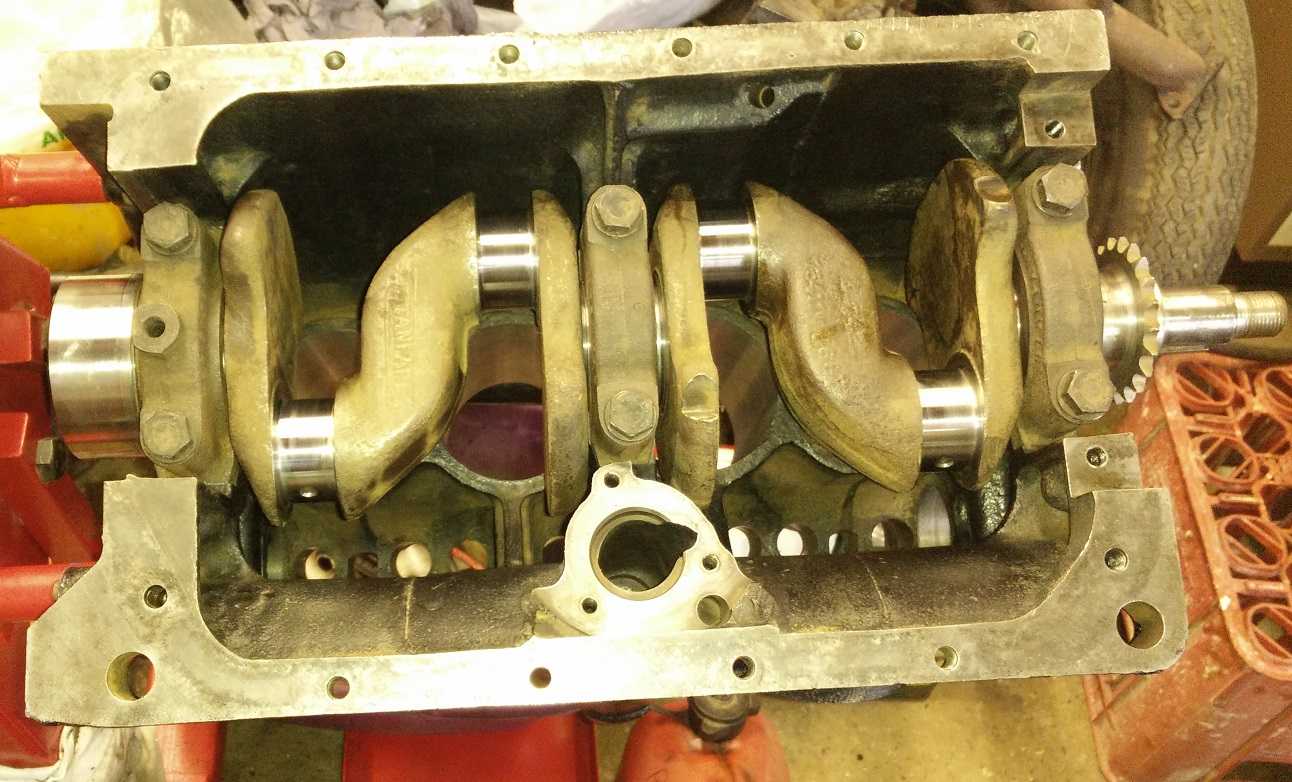 Engine Rebuild: Part Two